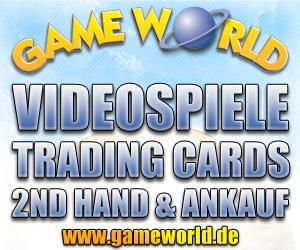 Game World Verkauf